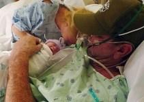 58d52ea025b256e4ce8690fddc53cbd4 - Adelanta el parto para que su marido conozca a su bebé antes de morir