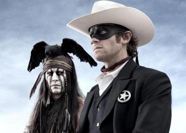 03807072d7e91bc720b7e2b8ee4be3ad - Johnny Depp en la primera imagen de El Llanero Solitario