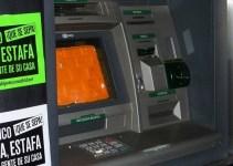 9434eda52ccf0ef774bf909acfb7aa43 - Amanecen tapiados más de un centenar de bancos en Madrid