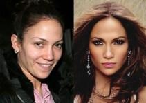 5d6b6306cfec933ce38306cd828210d5 - Sin maquillaje: las caras reales de las famosas