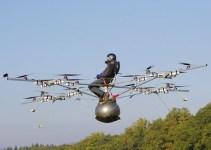 676e7a2e2f17b11617f04820de894fc1 - Thomas Senkel pilota el primer multicóptero eléctrico con motores RC