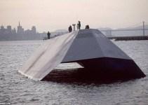 87b1b3b74c11543f31520df0522706cd - La Marina de Estados Unidos vende el primer barco invisible por 73800 Euros