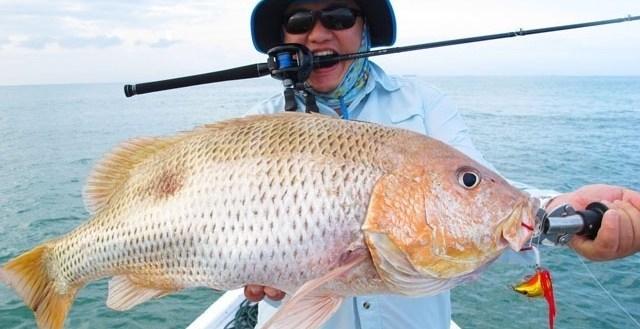 a8b42f5d3b024a10eeab04bd8b243fbc - Pagan 38 mil dólares por un raro pescado en Bangladesh