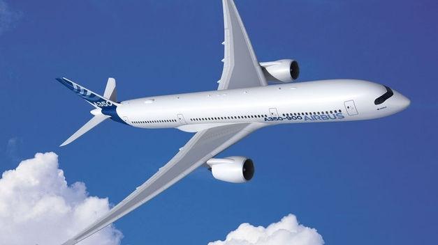 El futuro Airbus 350 tendrá el 53 por ciento de su estructura de polímeros reforzados con fibras de carbono.