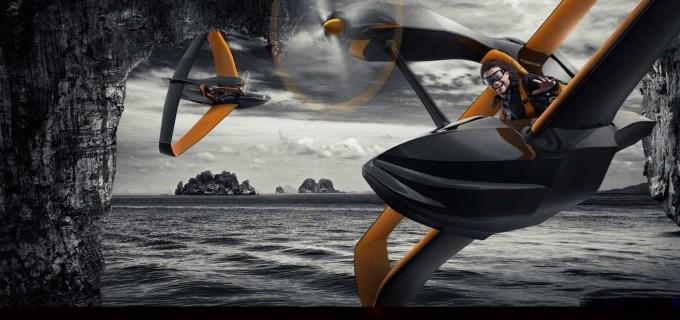 1f77879b610476cf4577162eb46bba35 - FlyNano, un económico hidroavión ultraligero con motor eléctrico