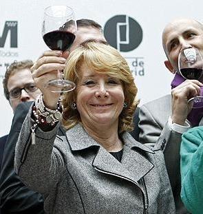 afd36ce84d87b9358445bca2e522695b - Esperanza Aguirre subirá el precio de la gasolina en Madrid con mas impuestos