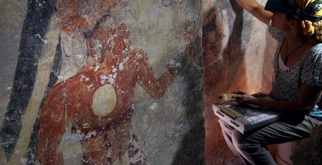 bd3eebf32e04c907d6d9fc42f4213df5 - Descubierto el calendario maya más antiguo en unas ruinas de Guatemala