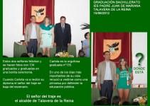 14f81212e0dc74ce5ee4eab8bf738afb - Alcalde del PP se niega a entregar un diploma a una alumna que llevó la camiseta de la marea verde