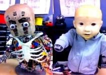 0da1d3e70b08e687bd439faa9d4885bc - Proyecto Affetto: El terrible bebé robot quiere un abrazo
