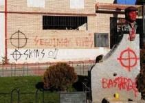 9398b2c44fe83bf87471b305e7a889fc - Grupos neonazis vuelven a amenazar a un militante del PCE en Alpedrete