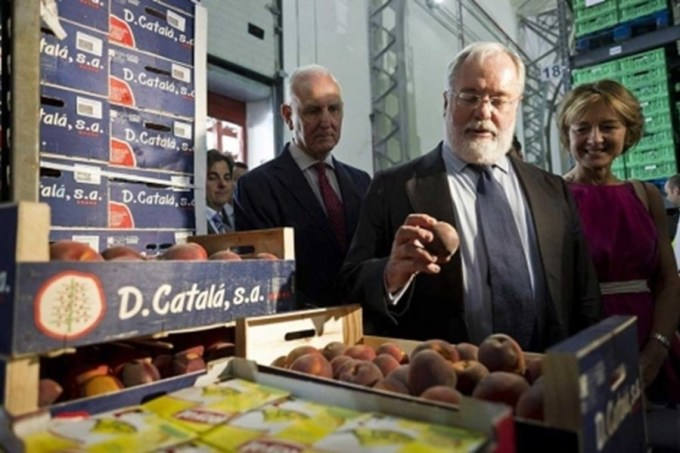 949fca07c39feecf886b0586f7af4a08 - 67 millones de kilos de comida servirán para paliar el hambre en España