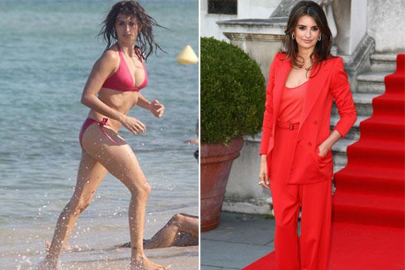 Photoshop2 - ¡Así lucen 10 famosas sin Photoshop y en bikini!