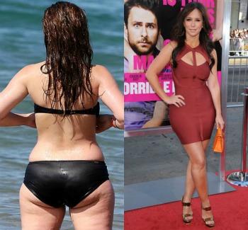 Photoshop5 - ¡Así lucen 10 famosas sin Photoshop y en bikini!