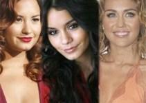5ea8097f9796a0bc1d24d672525a1a0b - Miley Cyrus, Demi Lovato y Vanessa Hudgens de estrellas de Disney a chicas rebeldes