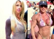 96d6365c9c75b22c54f922e22099ab75 - El cambio corporal de una mujer después de años de entrenamiento