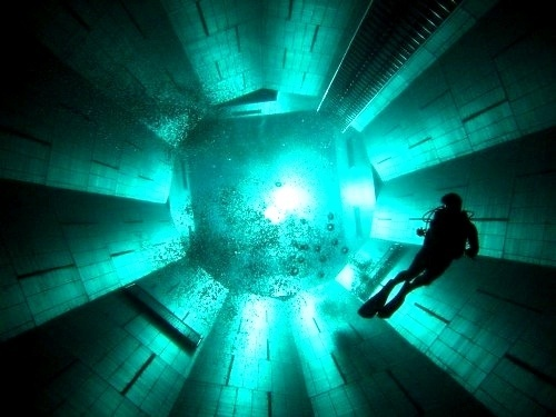 """7371e407b15efd6365a7b73b854800b6 - """"Nemo 33"""" la piscina mas profunda del mundo"""