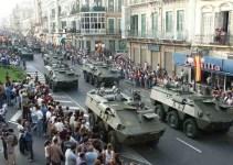 """7ba916c6edd889621887b1ad968ff78f - El coronel que quiere llevar los tanques a Cataluña se confiesa admirador de Franco, un """"regalo de Dios"""""""