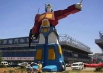 0328d8d74f003cee4220076b387f07c5 - Los monumentos más surrealistas de China