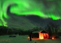 5ee4c505b6eebc63c100d449f7b255f4 - #Video Aurora boreal 13 días de observación en un minuto