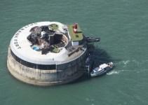 f58a2c3db8ae4635490262c0d46e8c26 - #Video Una fortaleza en medio del mar convertida en hotel de lujo