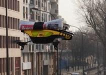 6956c787ef5259e79426818930533811 - Correos de Francia y Parrot desarrollan robot repartidor de periódicos