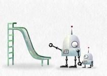 6dfdd129938d446f900187bd4d5c7bed - #Video D. A. D, un padre robot y su hijo