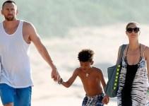 74bf5a824f7e9438c5244804a5eeb234 - Heidi Klum salva a su hijo de morir ahogado en Hawai