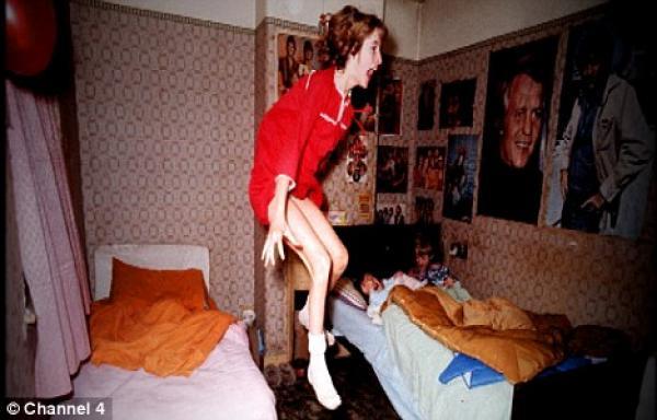 size1 53287 arara - El caso de la niña que levitaba y las sillas voladoras: en 1977 Poltergeist en Londres