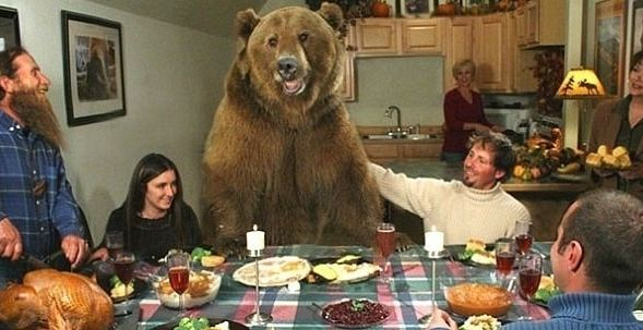 1fa100df34426d979f886e7ebe99b424 - Tiene un oso grizzly como mascota