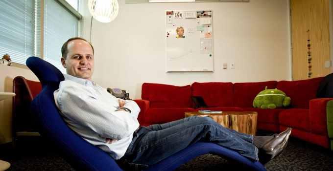 Lazslo Bock es el jefe de recursos humanos de Google