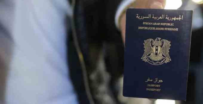 """d74775ff1c813a8a489fb902a67abb87 - Inteligencia de EE.UU.: """"El Estado Islámico tiene una impresora de pasaportes sirios"""""""