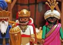 f784b260810495da97f1b54a64226974 - ¿Cuántas calorías han ingerido los Reyes Magos si se comen un polvorón en cada casa?
