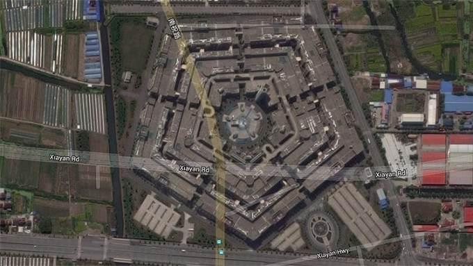 00c72c5d2de71982da68ebee42705614 - #Video ¿Para qué necesita China una copia del Pentágono?