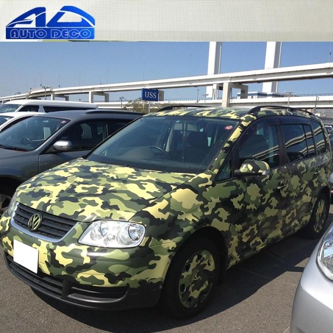 """Pegatinas para carro y coche """"camuflaje militar"""""""