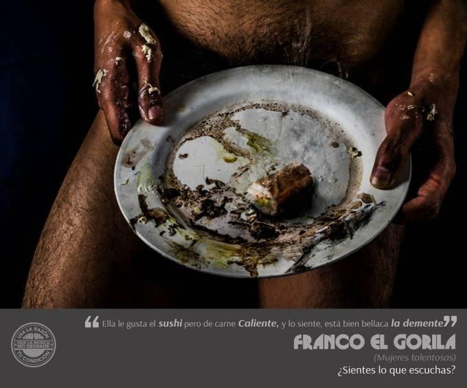 Impactante campaña contra el reggaetón - Noticias Curiosas