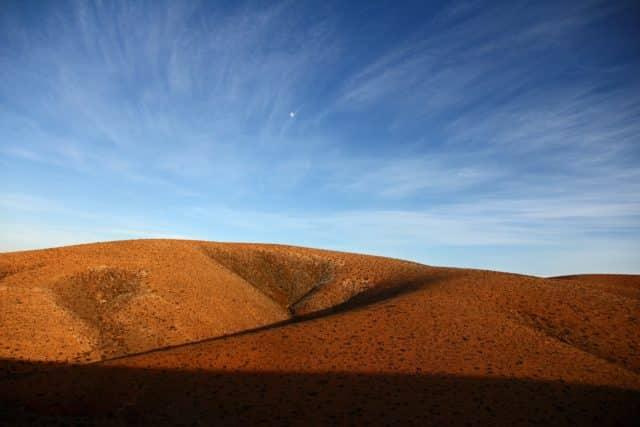 Paisaje de Fuerteventura una isla para visitar