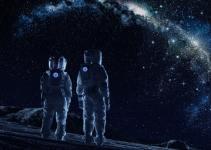 blue moon - Blue Moon: Prometedor viaje colonizador a la luna