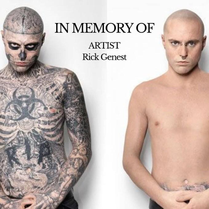 Zombie Boy 5 - Zombie Boy antes, durante y después de la fama