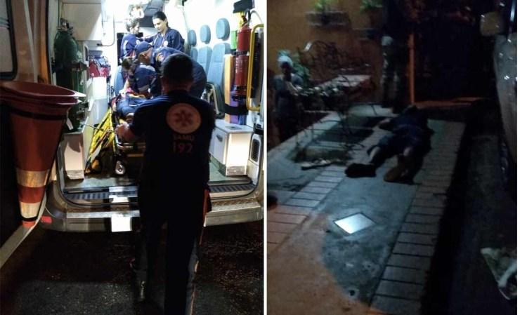 Em tentativa de assalto ao presidente do Tribunal de Justiça do Acre, homens tentam roubar veículo oficial; Houve tiroteio