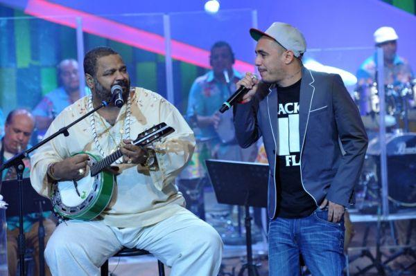 Som Brasil: 28/10/2011 - Arlindo Cruz é homenageado no programa