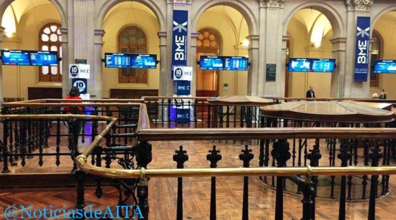 Ibex 35, que cae un 0,39% lastrado por Inditex