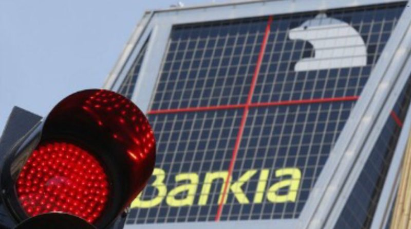 Los cortos alcanzan un nuevo máximo histórico en Bankia