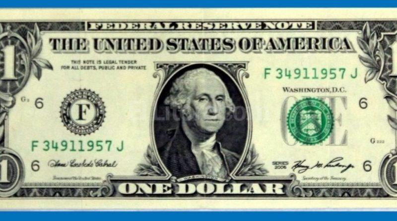 El dólar se devaluó ante el euro y el resto de divisas