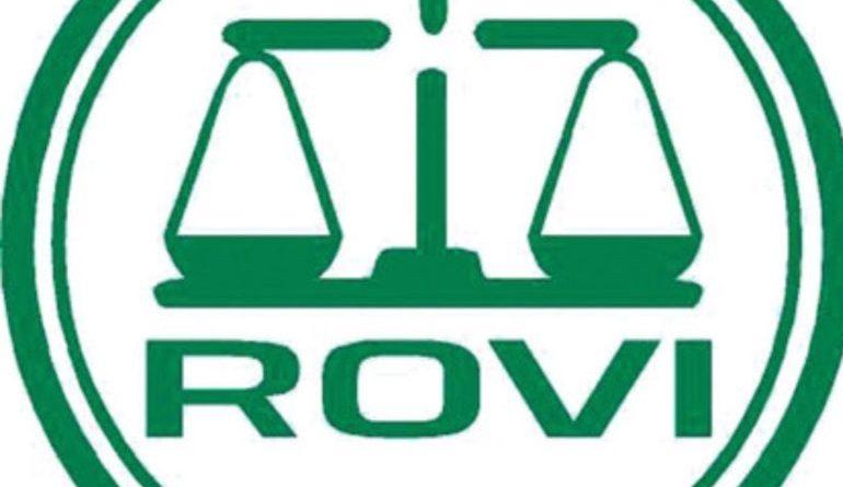 Rovi pagó hoy dividendo de 0,1207 euros por acción