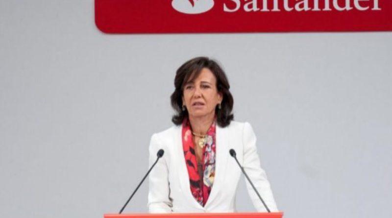 Goldman Sachs recomienda comprar acciones de Banco Santander