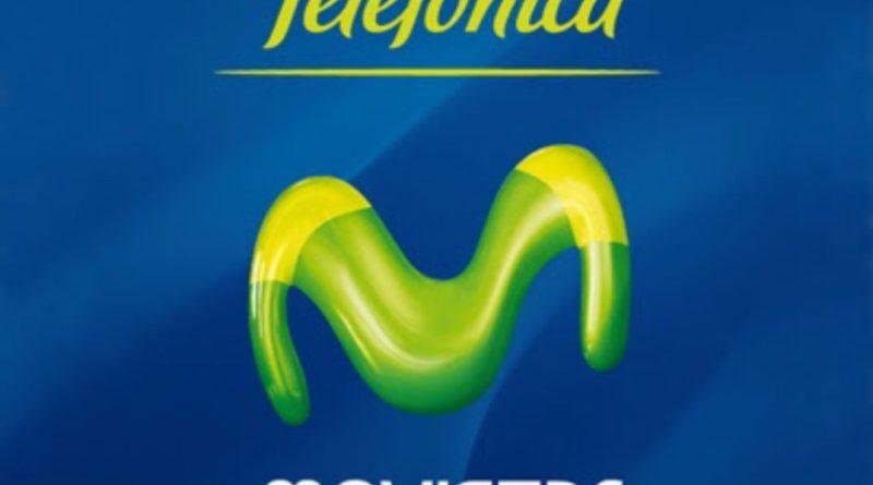 Telefónica Movistar, logo