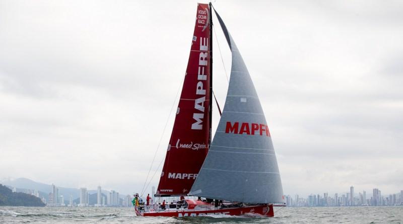 MAPFRE, Barco vela