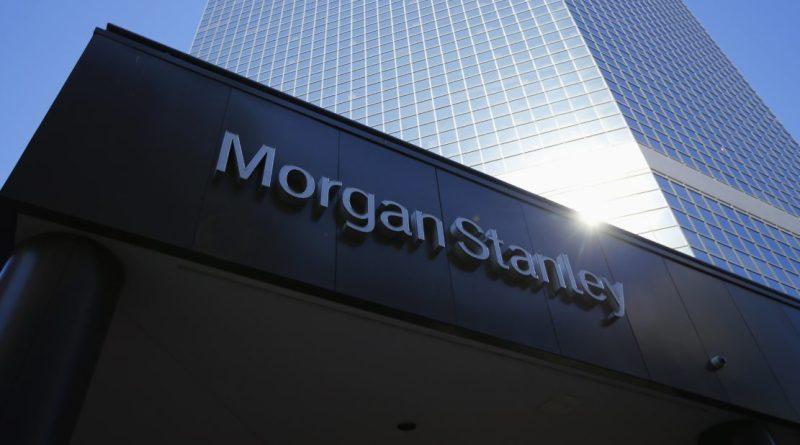 Morgan Stanley gana un 38% más, hasta 5.105 millones