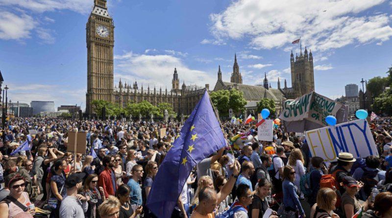 Brexit es de esperar que se celebre un segundo referéndum