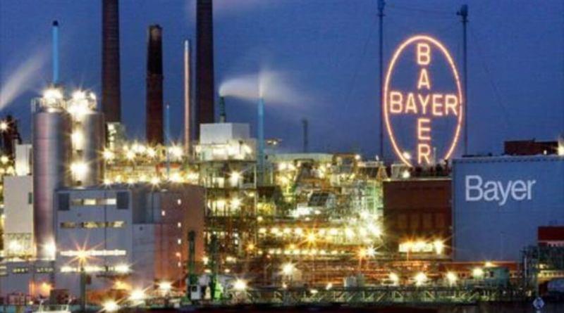 La farmacéutica Bayer se desploma en Bolsa